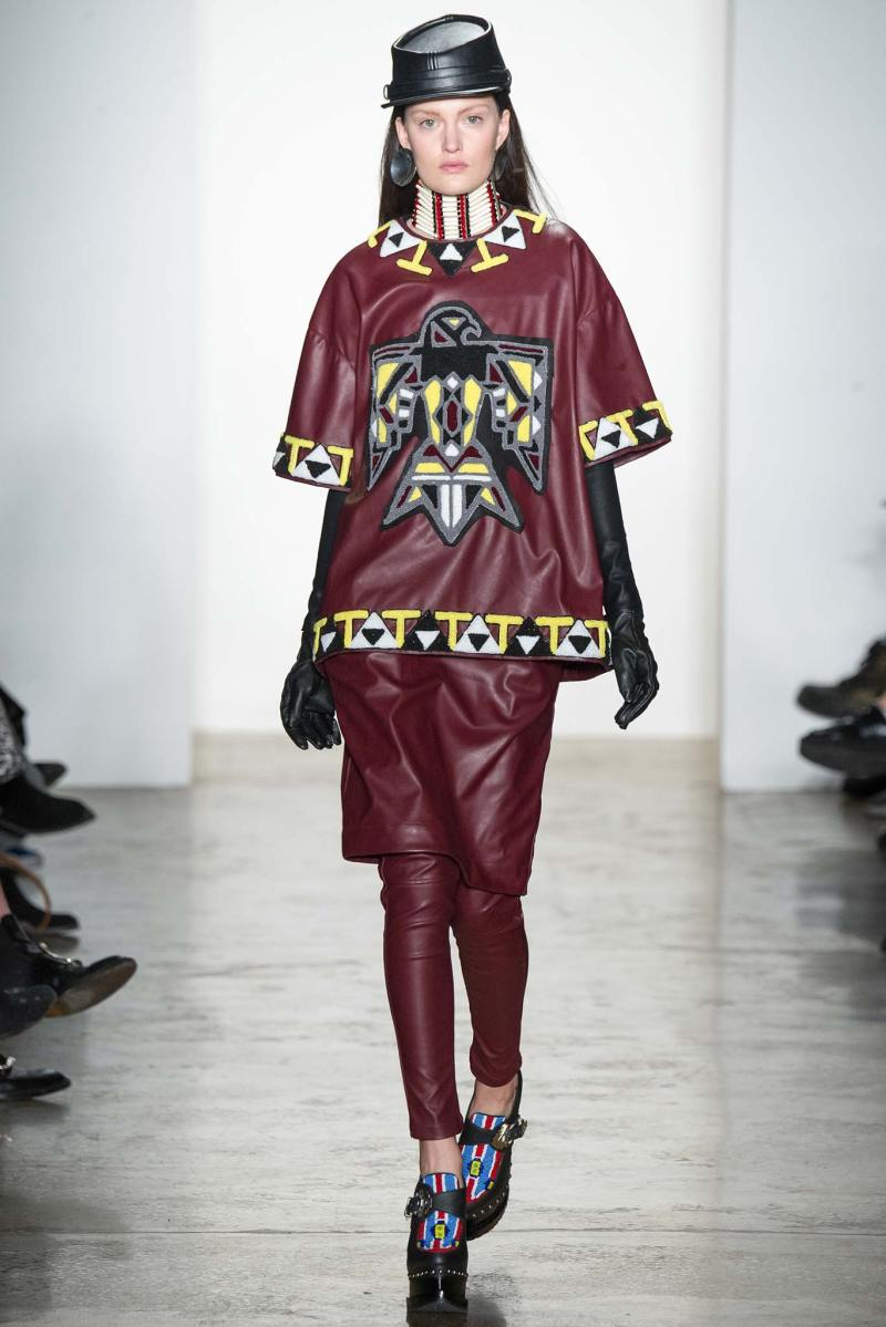 KTZ Ready to Wear FW 2015 NYFW (13)