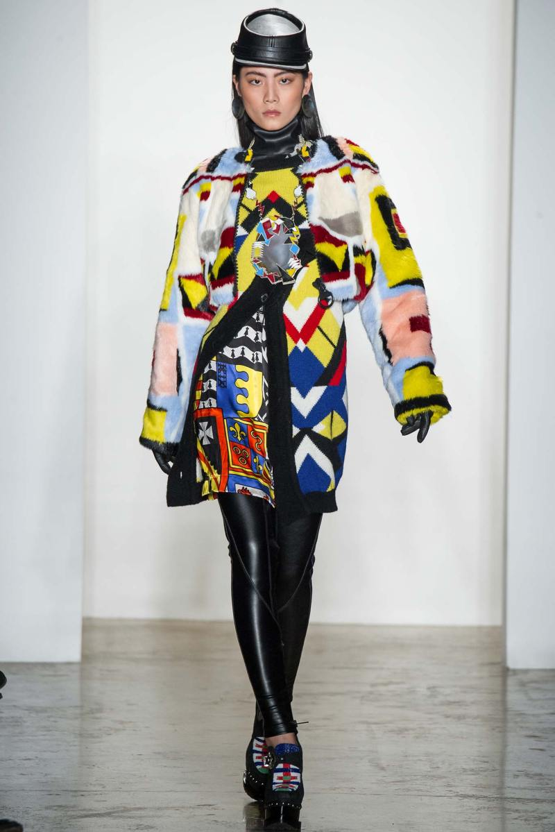 KTZ Ready to Wear FW 2015 NYFW (17)