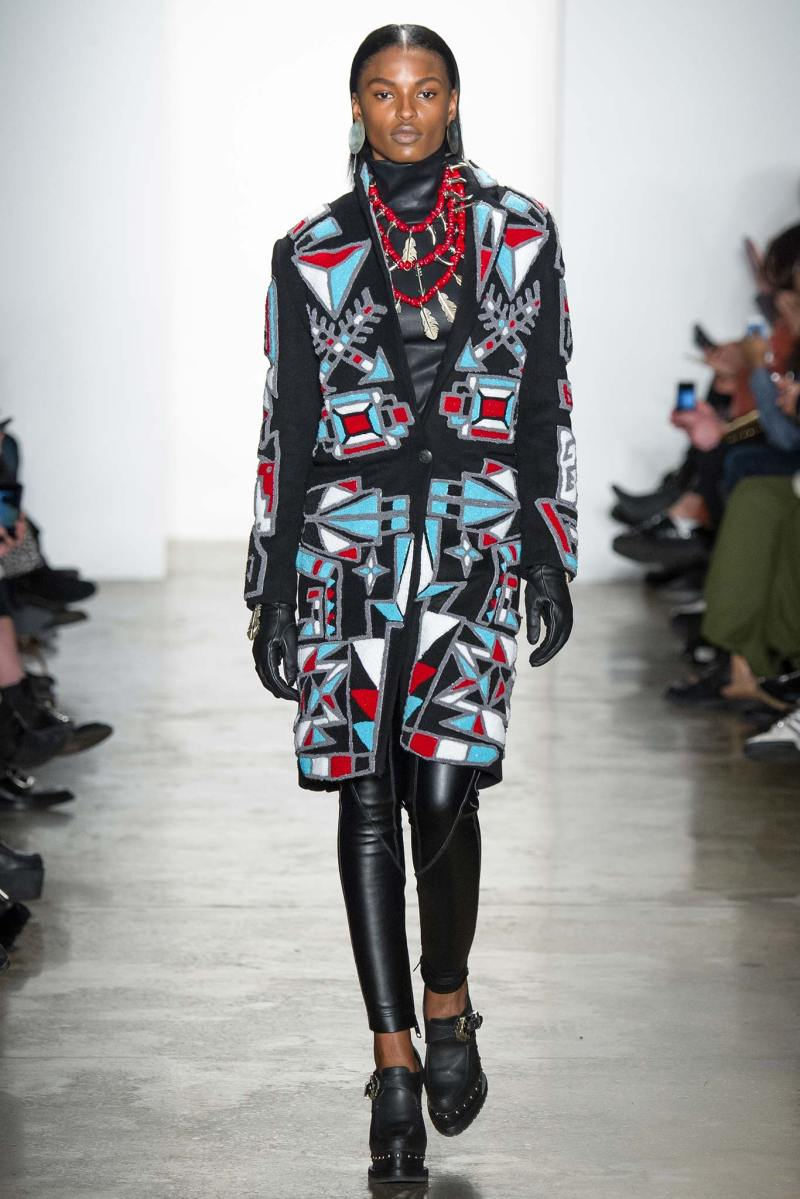 KTZ Ready to Wear FW 2015 NYFW (25)