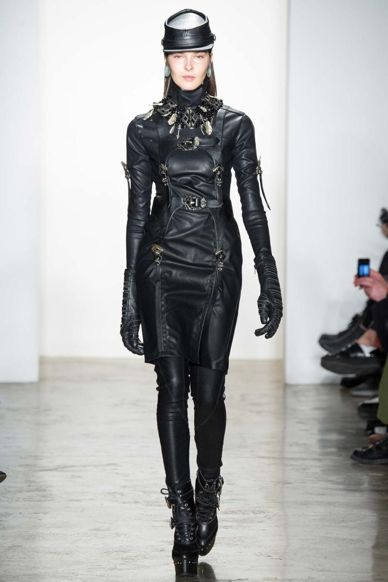 KTZ Ready to Wear FW 2015 NYFW (29)