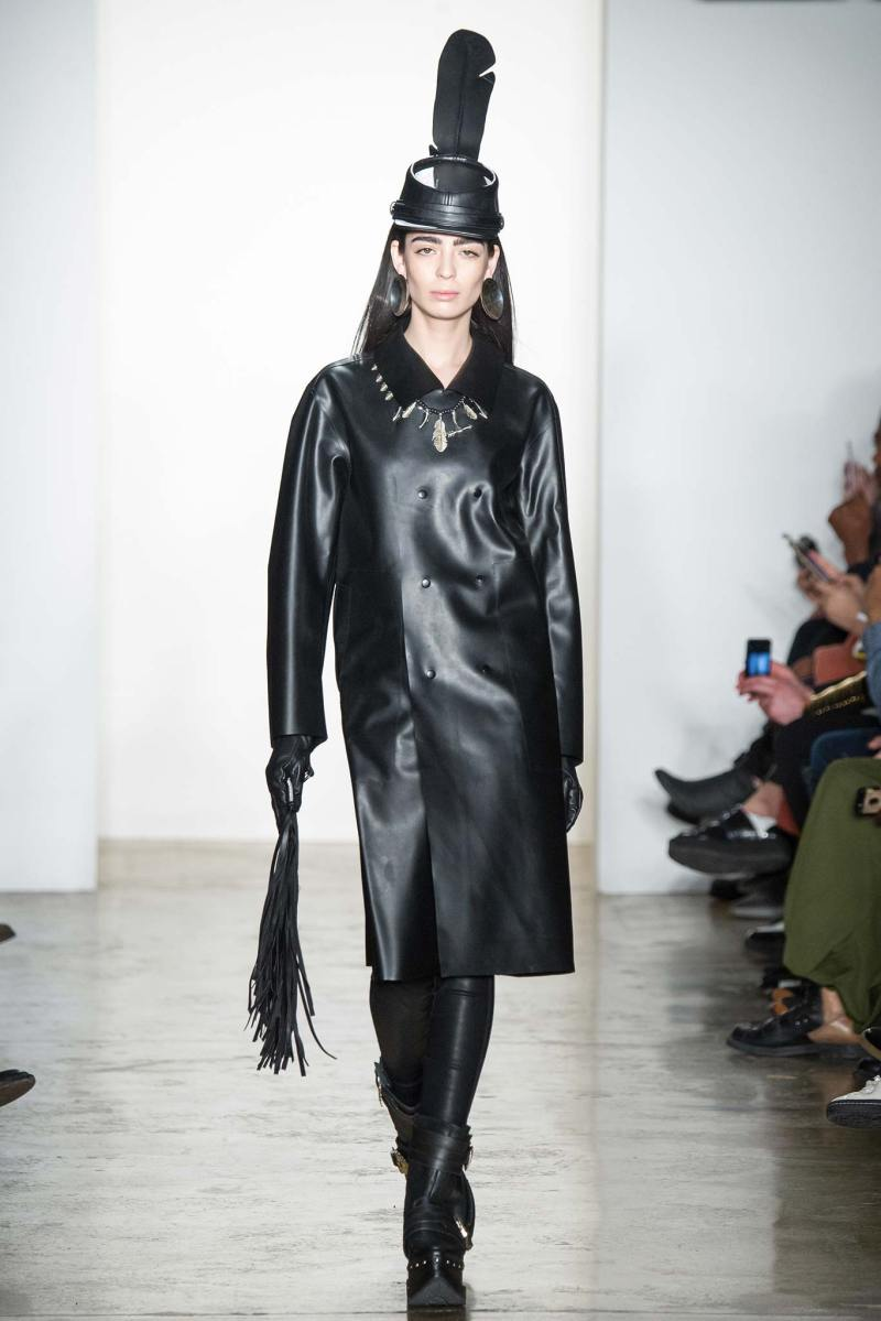 KTZ Ready to Wear FW 2015 NYFW (32)