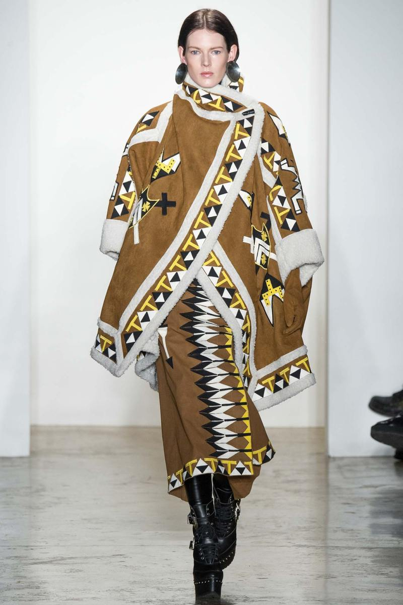 KTZ Ready to Wear FW 2015 NYFW (8)