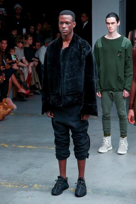 Kanye West x Adidas Originals Ready to Wear FW 2015 NYFW (1)