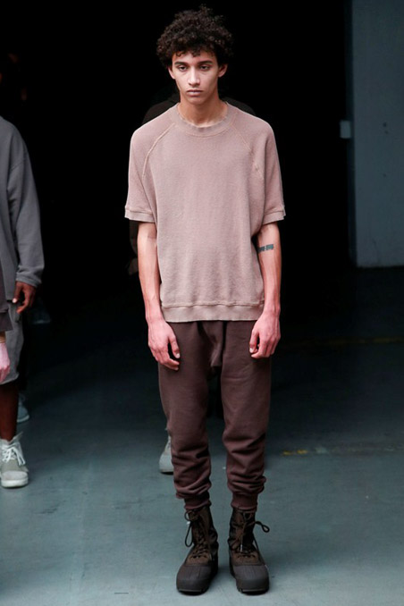 Kanye West x Adidas Originals Ready to Wear FW 2015 NYFW (31)