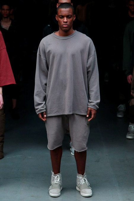 Kanye West x Adidas Originals Ready to Wear FW 2015 NYFW (35)