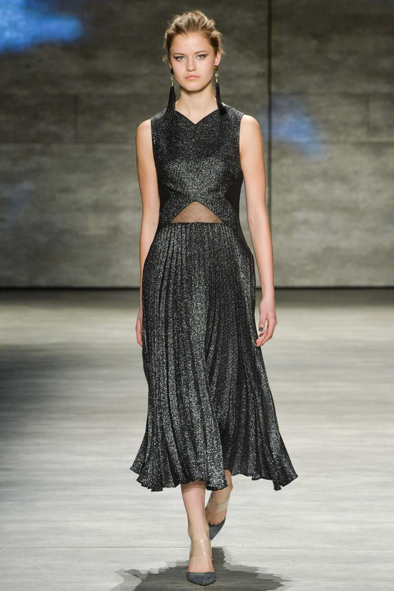 Lela Rose Ready to Wear FW 2015 NYFW (12)