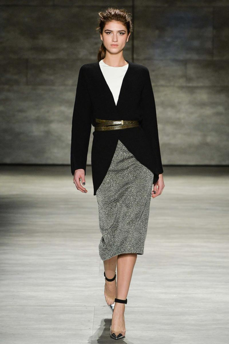Lela Rose Ready to Wear FW 2015 NYFW (8)