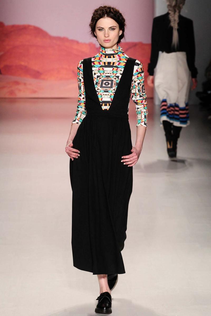 Mara Hoffman Ready to Wear FW 2015 NYFW (23)