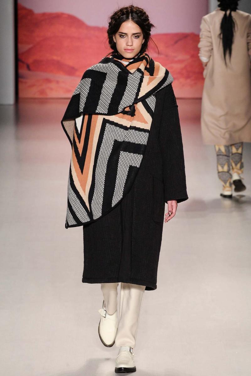 Mara Hoffman Ready to Wear FW 2015 NYFW (6)
