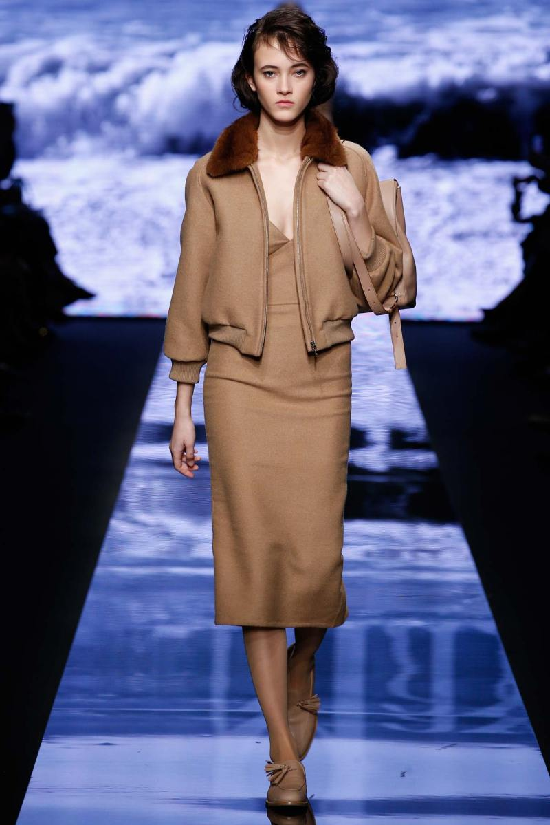 Max Mara Ready to Wear FW 2015 MFW (3)