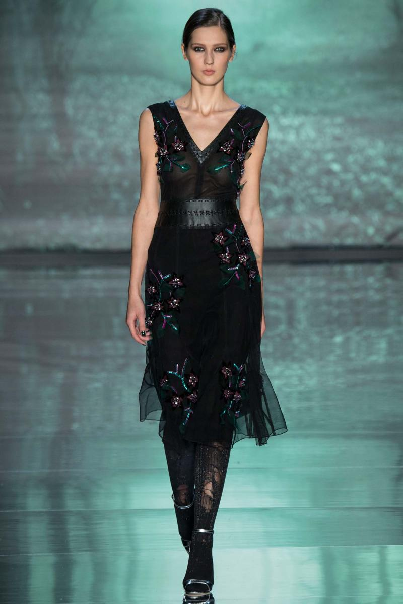 Nicole Miller Ready to Wear FW 2015 (29)