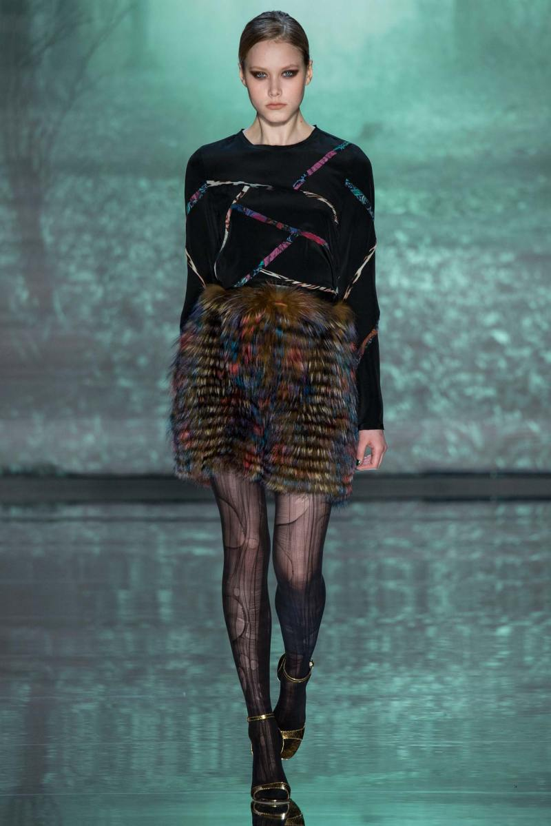 Nicole Miller Ready to Wear FW 2015 (4)