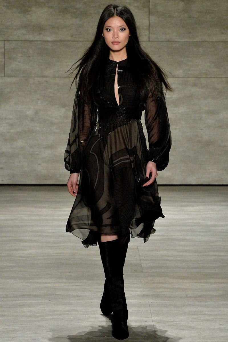 Pamella Roland Ready to Wear FW 2015 NYFW (16)