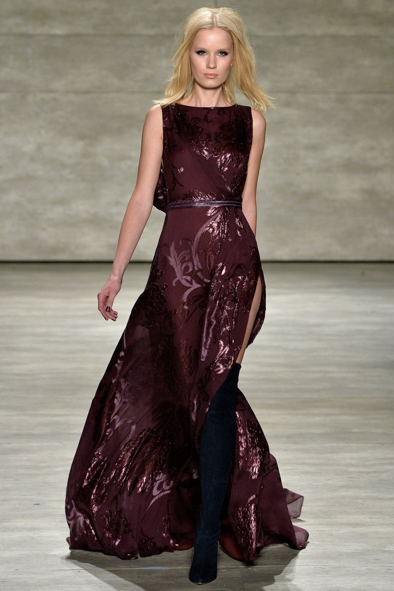 Pamella Roland Ready to Wear FW 2015 NYFW (22)