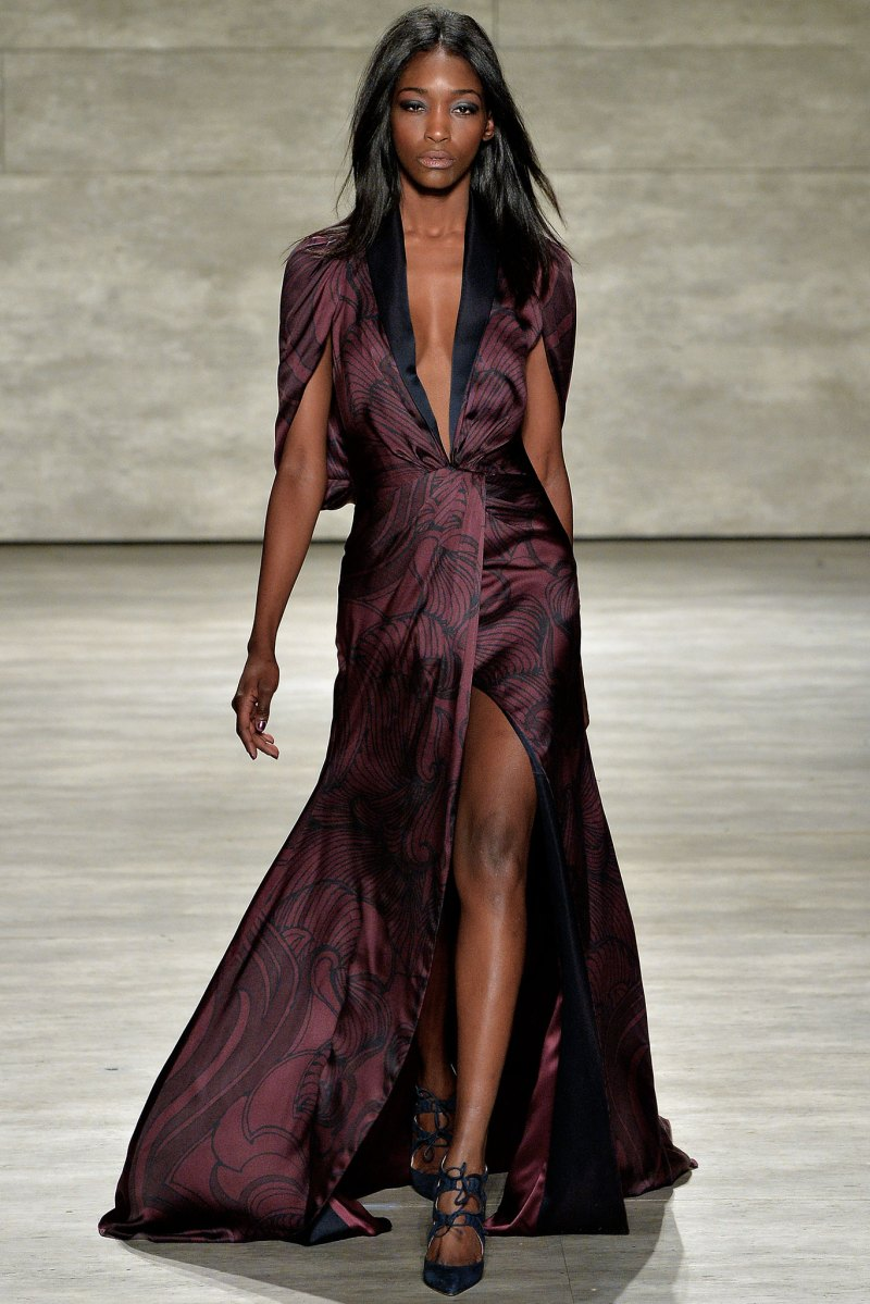 Pamella Roland Ready to Wear FW 2015 NYFW (25)