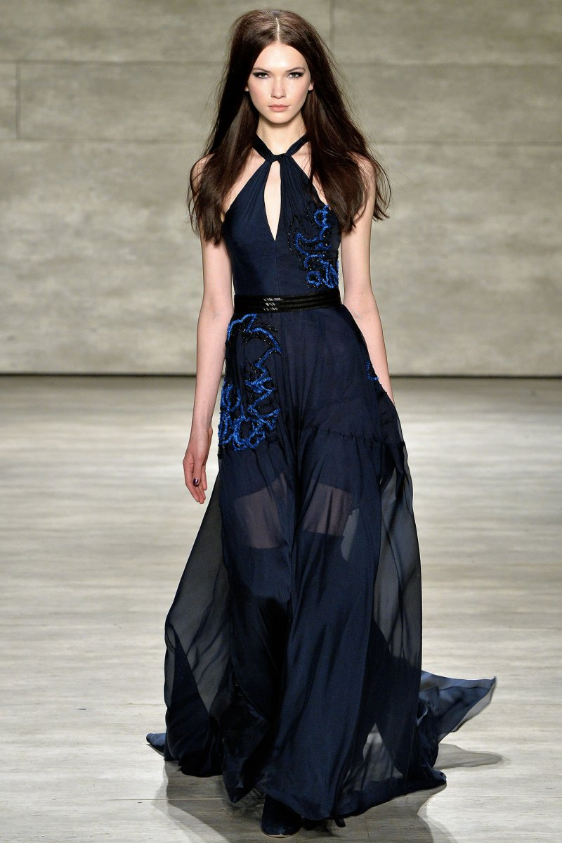 Pamella Roland Ready to Wear FW 2015 NYFW (29)