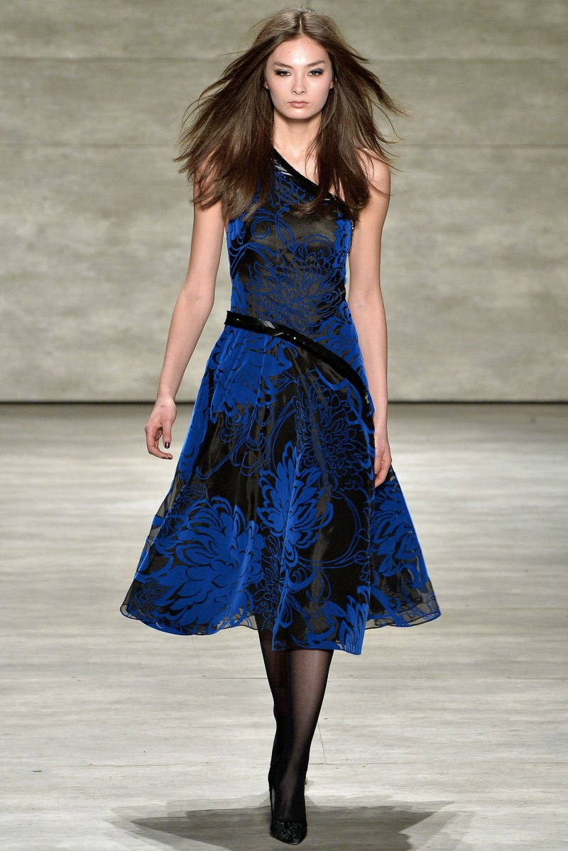 Pamella Roland Ready to Wear FW 2015 NYFW (31)