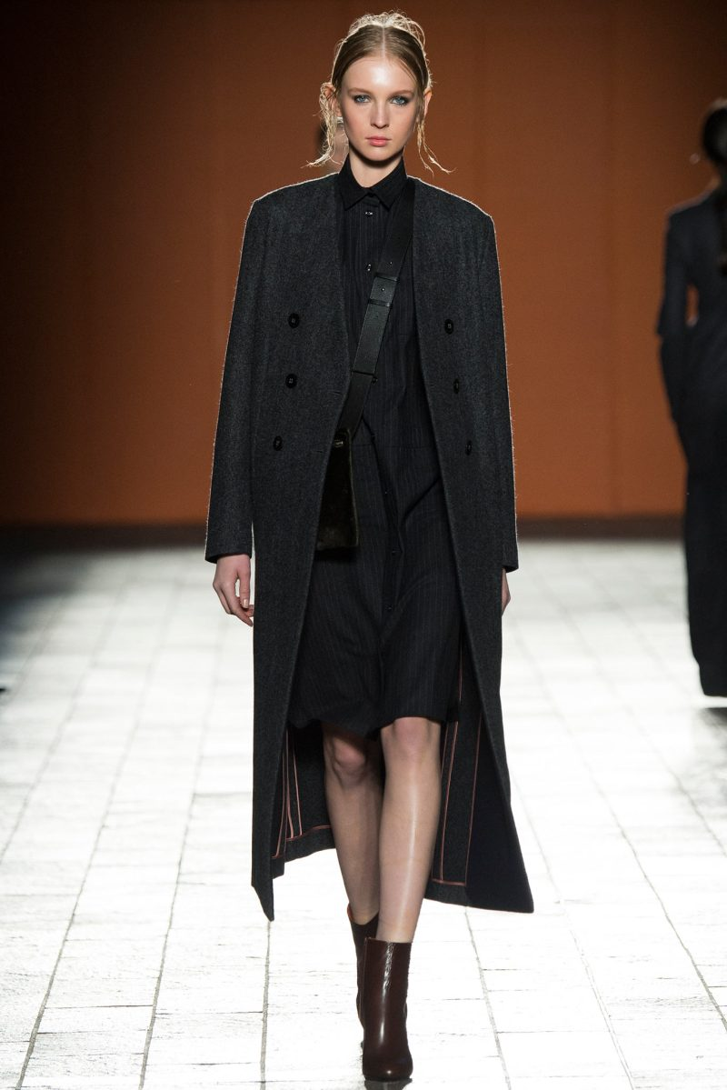 Paul Smith Ready to Wear FW 2015 LFW (16)