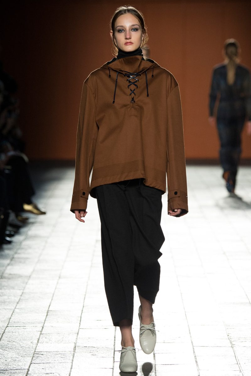 Paul Smith Ready to Wear FW 2015 LFW (5)