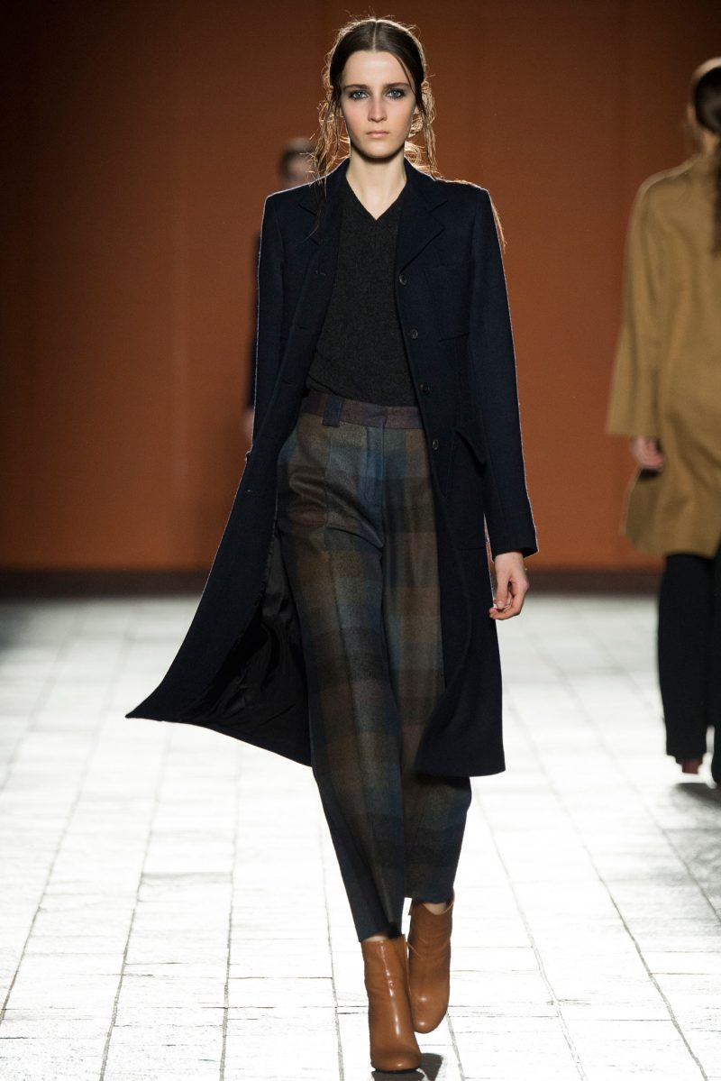 Paul Smith Ready to Wear FW 2015 LFW (6)
