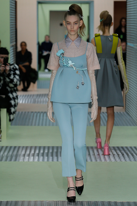 Prada Ready to Wear FW 2015 MFW (38)