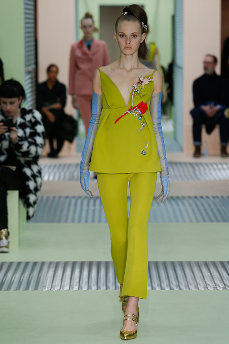 Prada Ready to Wear FW 2015 MFW (39)
