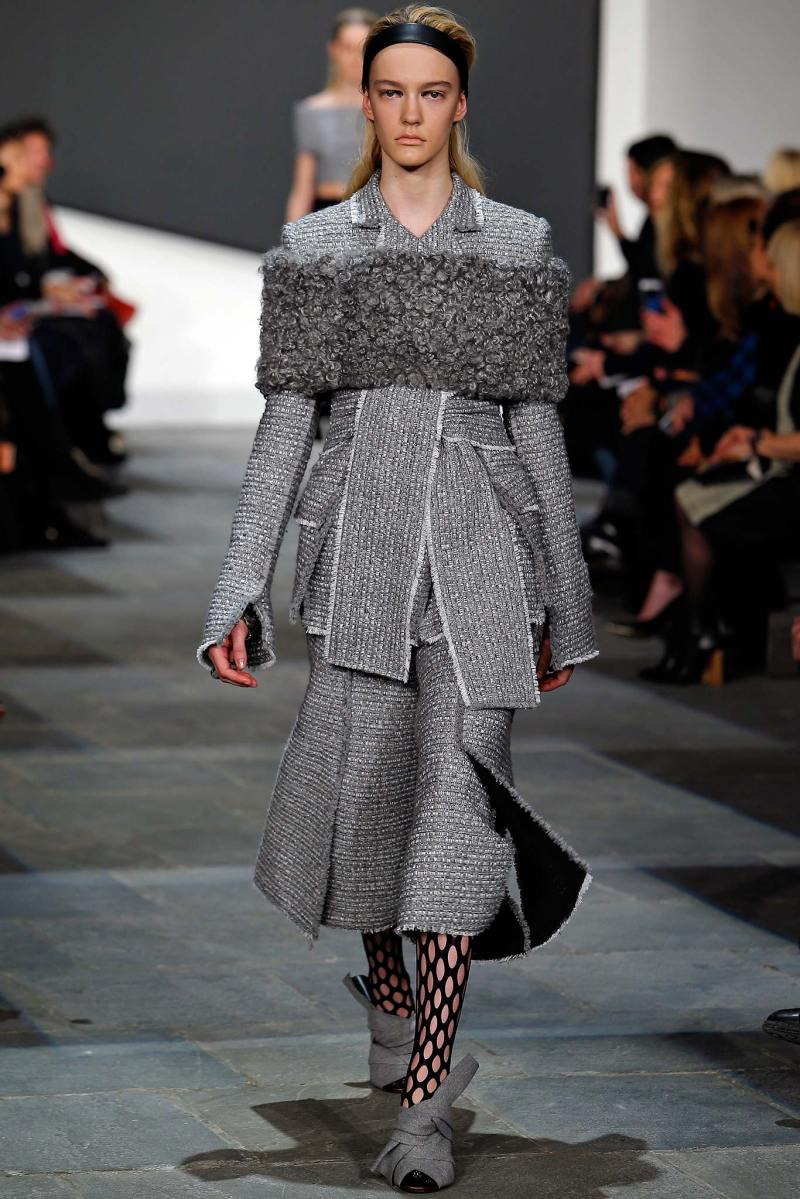 Proenza Schouler Ready to Wear FW 2015 NYFW (1)
