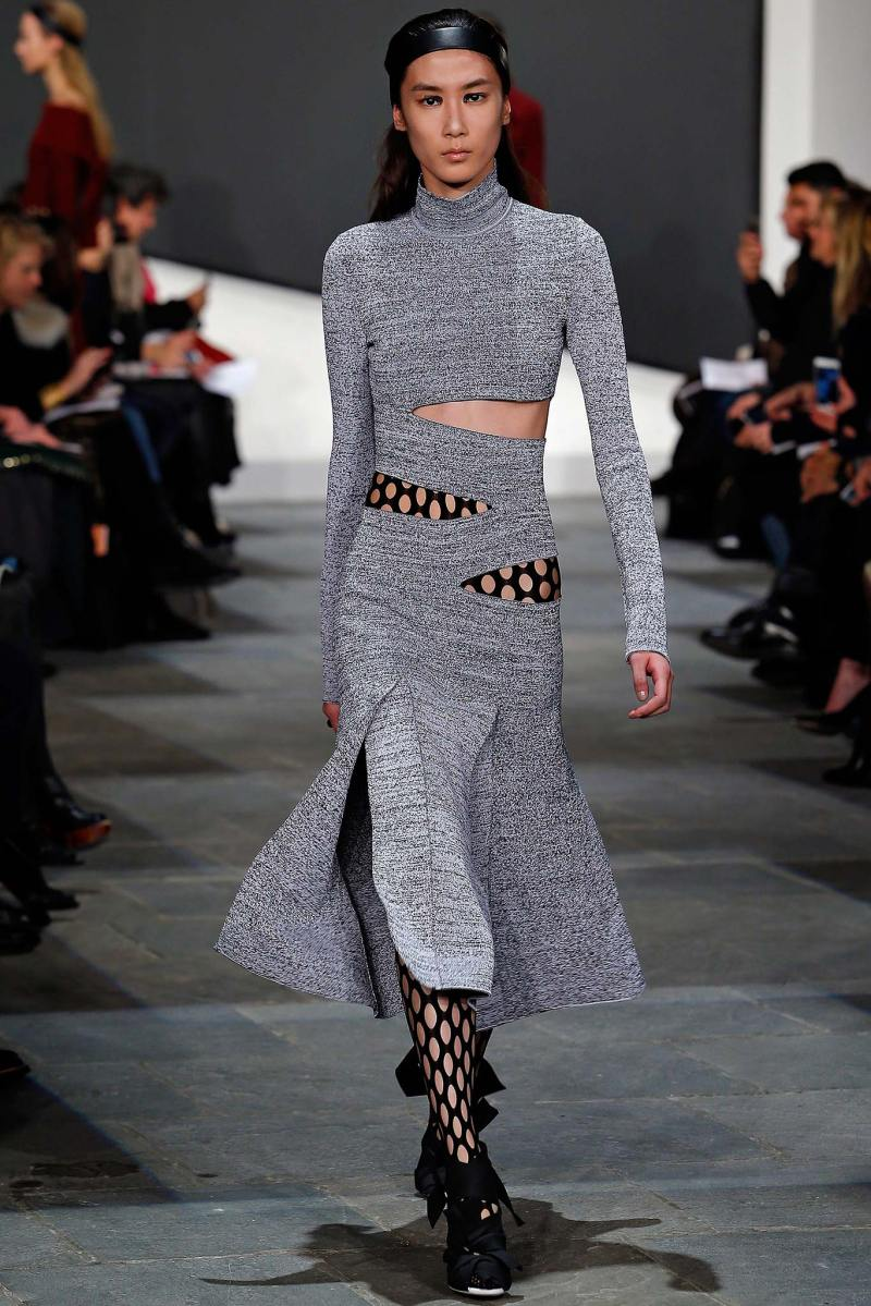 Proenza Schouler Ready to Wear FW 2015 NYFW (15)