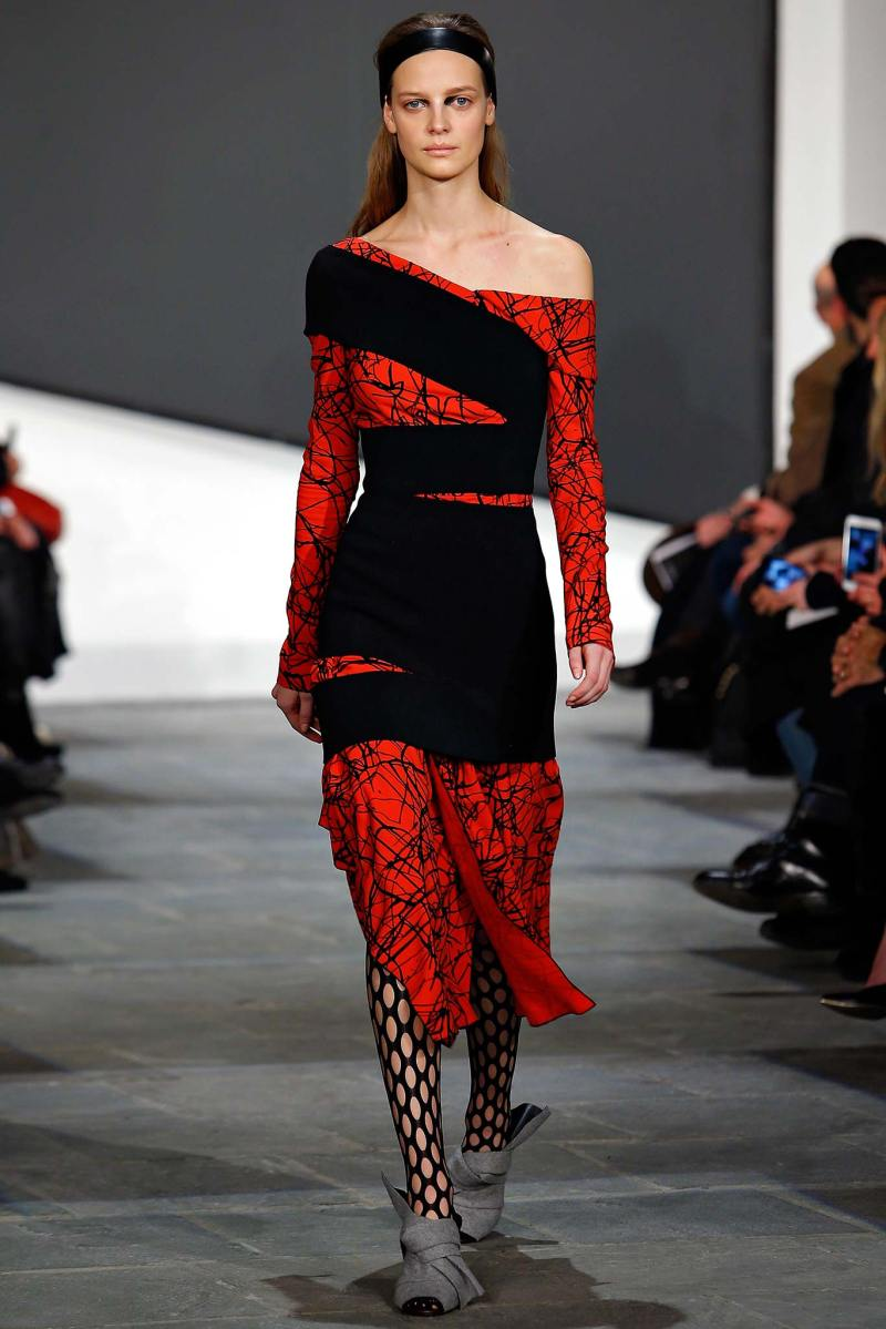 Proenza Schouler Ready to Wear FW 2015 NYFW (24)