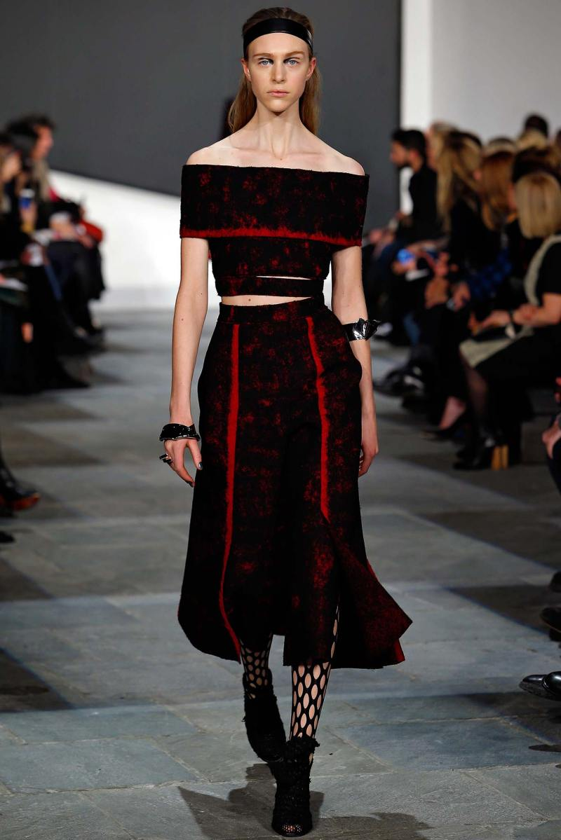 Proenza Schouler Ready to Wear FW 2015 NYFW (26)