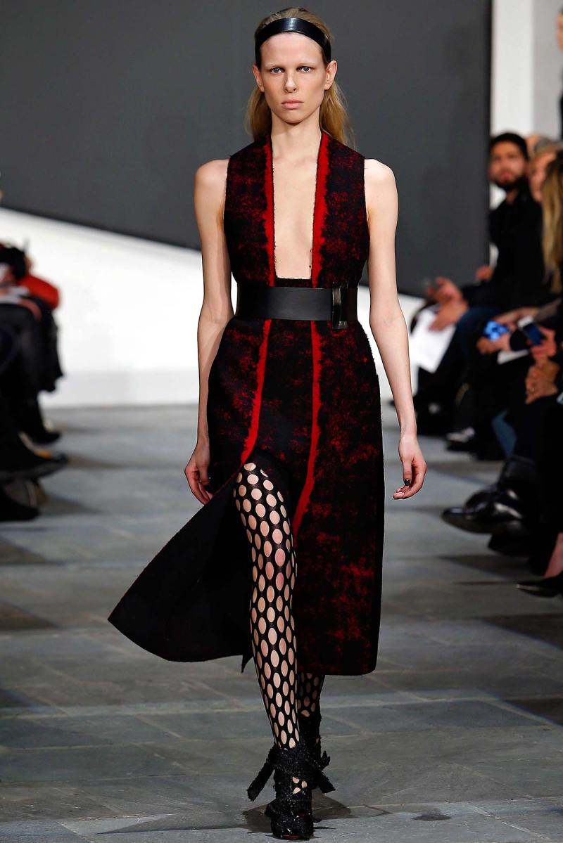 Proenza Schouler Ready to Wear FW 2015 NYFW (29)