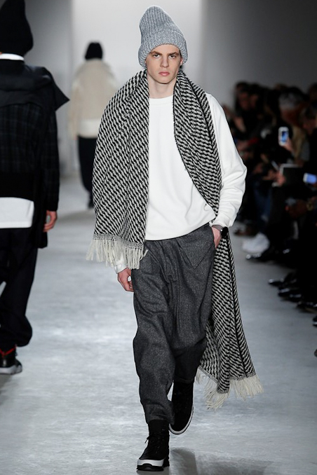 Public School Ready to Wear FW 2015 NYFW (27)