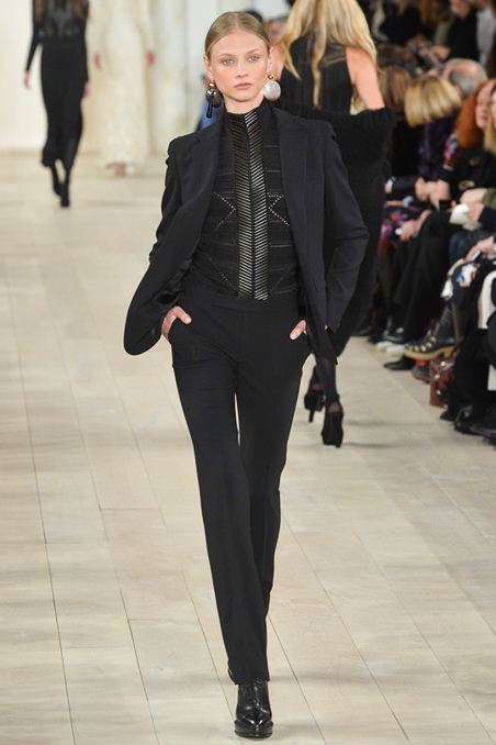 Ralph Lauren Ready to Wear FW 2015 NYFW (29)