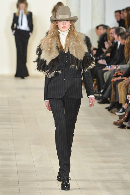 Ralph Lauren Ready to Wear FW 2015 NYFW (41)