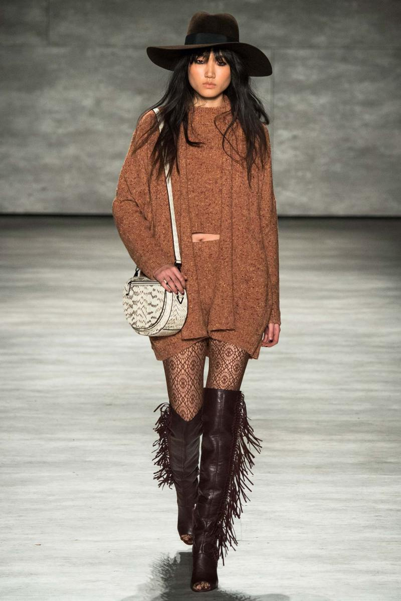Rebecca Minkoff Ready to Wear FW 2015 NYFW (15)