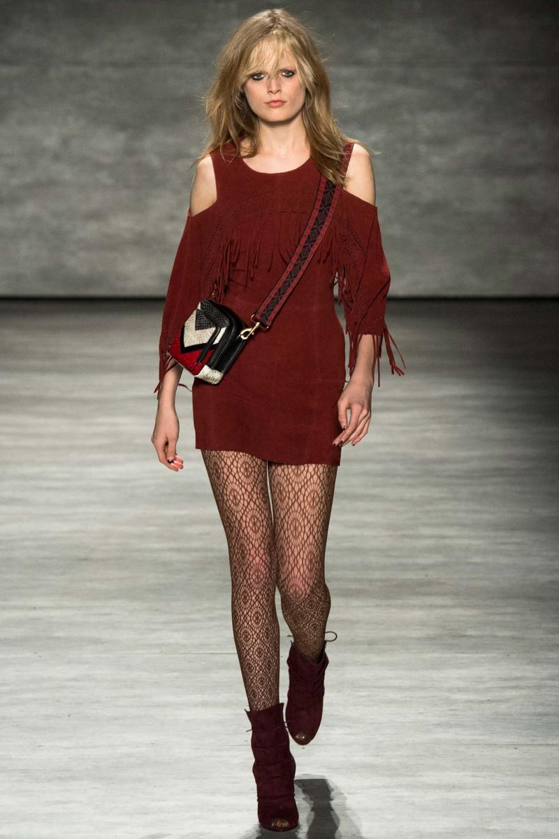 Rebecca Minkoff Ready to Wear FW 2015 NYFW (2)