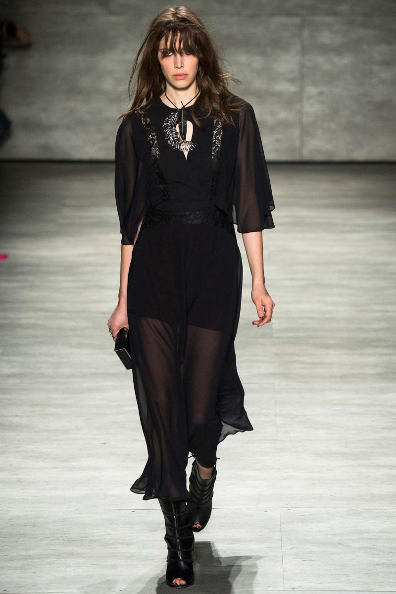 Rebecca Minkoff Ready to Wear FW 2015 NYFW (24)