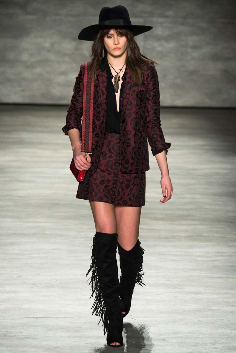 Rebecca Minkoff Ready to Wear FW 2015 NYFW (27)