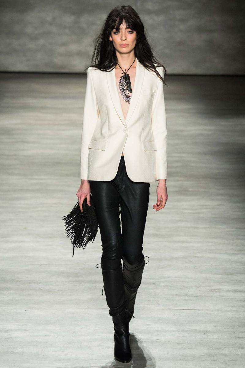 Rebecca Minkoff Ready to Wear FW 2015 NYFW (28)