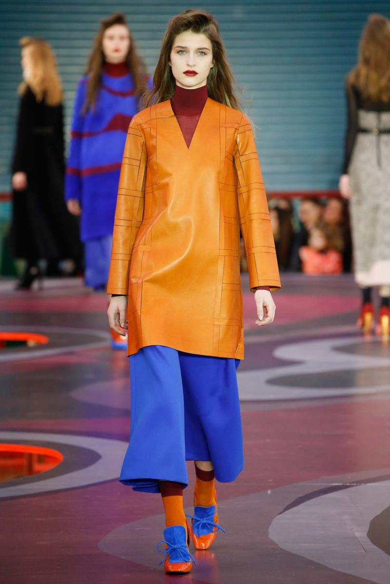 Roksanda Ready to Wear FW 2015 LFW (17)