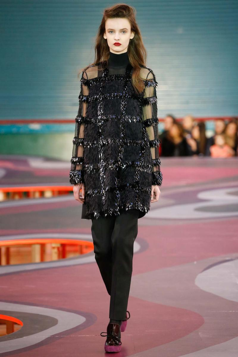 Roksanda Ready to Wear FW 2015 LFW (30)