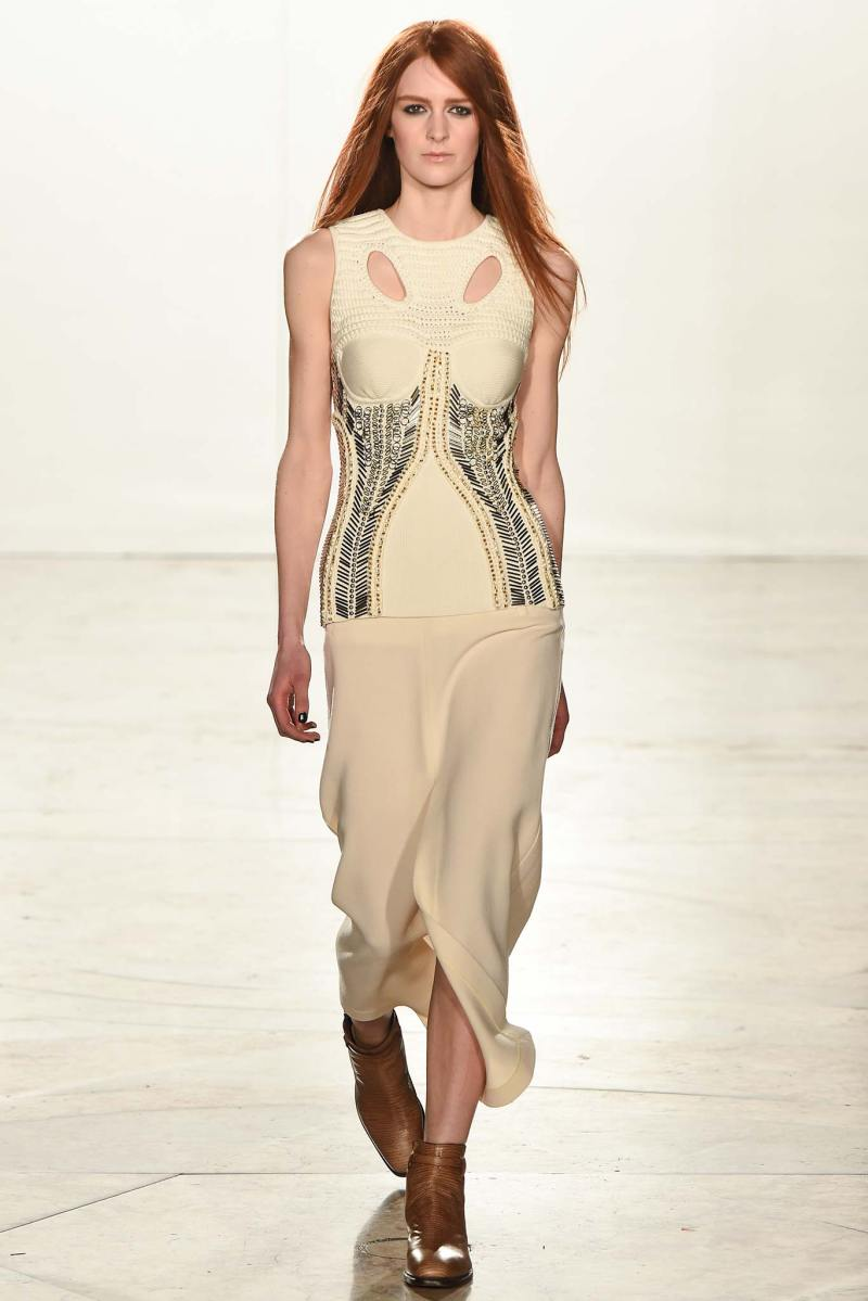 Sass & Bide Ready to Wear FW 2015 LFW (13)