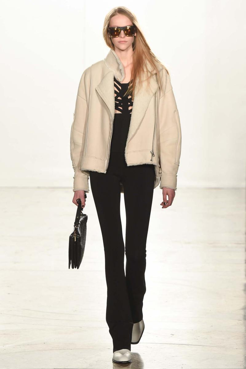 Sass & Bide Ready to Wear FW 2015 LFW (14)