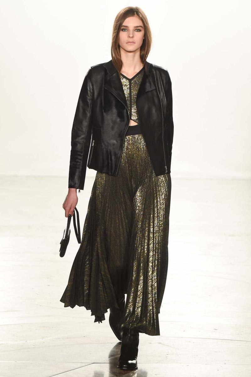 Sass & Bide Ready to Wear FW 2015 LFW (35)