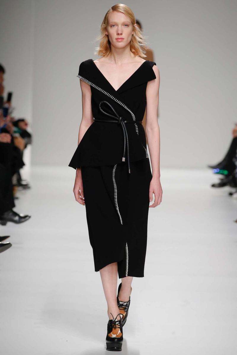 Sportmax Ready to Wear FW 2015 MFW (10)