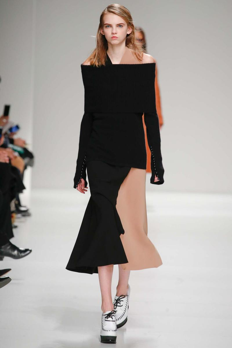 Sportmax Ready to Wear FW 2015 MFW (14)