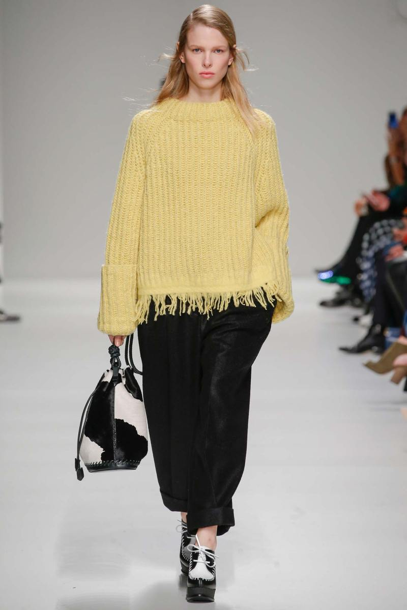 Sportmax Ready to Wear FW 2015 MFW (28)