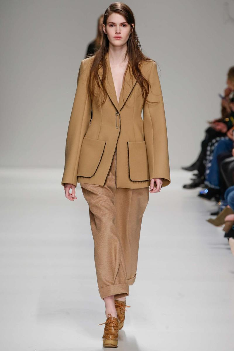 Sportmax Ready to Wear FW 2015 MFW (5)