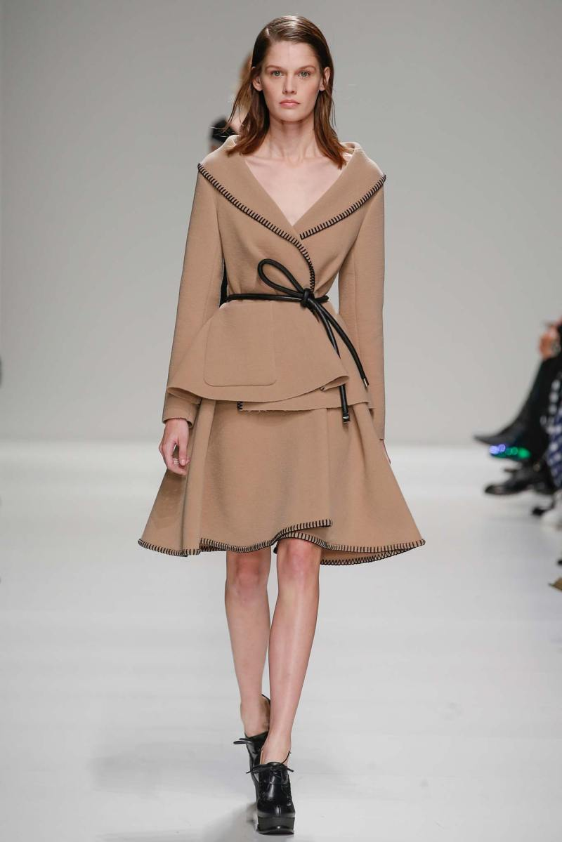 Sportmax Ready to Wear FW 2015 MFW (9)