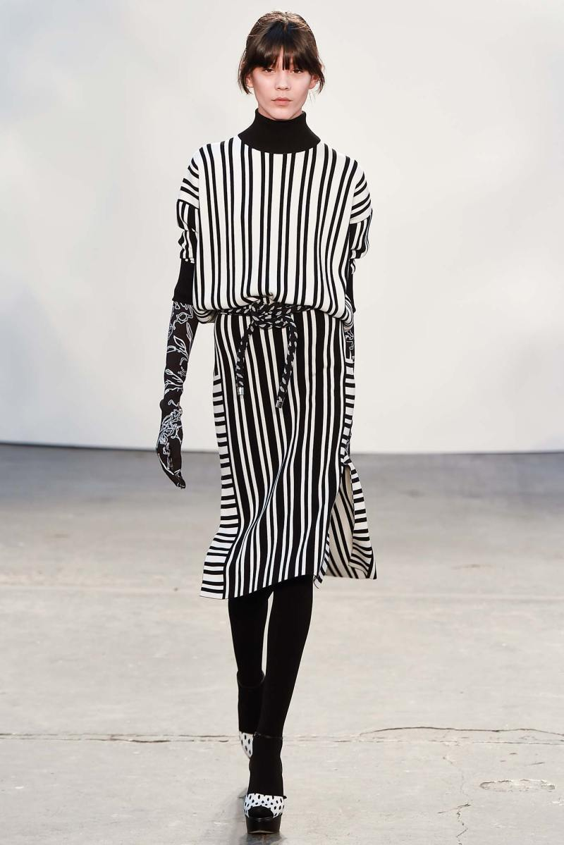 Tanya Taylor Ready to Wear FW 2015 NYFW (1)